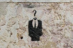 Anonymous Street Art