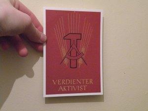 East German Postcard Three