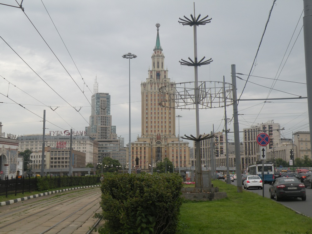 On Visiting Moscow (1/6)