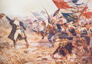 Bataille de Jemmapes 1792