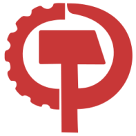 The Communist Party USA's logo